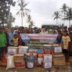 Bangkit Peduli Tsunami Banten