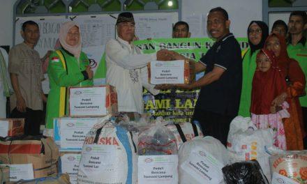Bantuan Langsung Tsunami Lampung