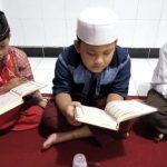Wakaf Al Qur'an dan Rekal Yabangkit