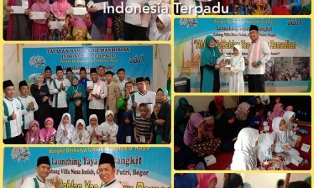 Menyambut Bulan Ramadhan 1440H dan Launching Cabang 2 Yabangkit