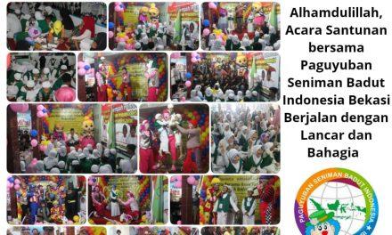 Berbagi Keceriaan bersama Komunitas Badut Indonesia